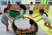 아이들이 행복하고 보호자가 만족하는'온(on)마을 아이꿈센터'