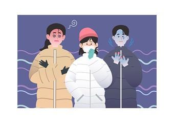 갑자기 기온이 뚝 ↓…'한랭질환' 예방하려면?